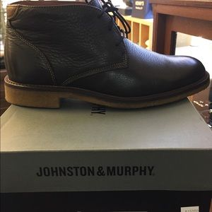 Johnston & Murphy Copeland Chukka Boot - NWT!